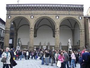Loggia dei Lanzi, Florence: symbole d'excellence et modèle pour nos élus