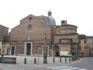 Piazza del Duomo, vue de la terrasse de l'un des cafés