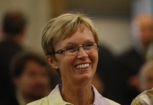 Nycole Turmel, chef intérimaire du NPD